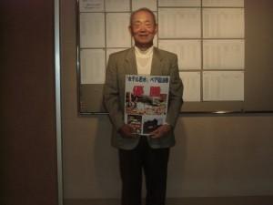 優勝者の加藤さん